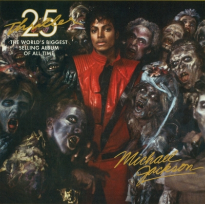Music Puzzles - Michael Jackson: Thriller