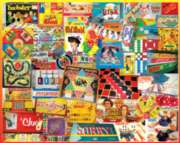 Jigsaw Puzzles - The Games We Played
