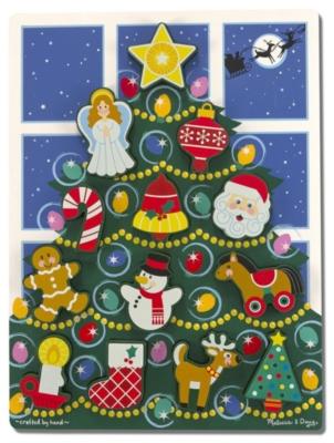 Children's Puzzles - Christmas Tree