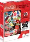Coca-Cola (Lenticular) - 500pc Jigsaw Puzzle by Aquarius