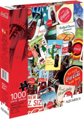 Coca-Cola Puzzles - Coke - Collage
