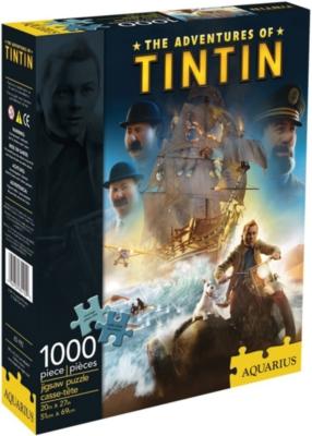 Jigsaw Puzzles - Tintin