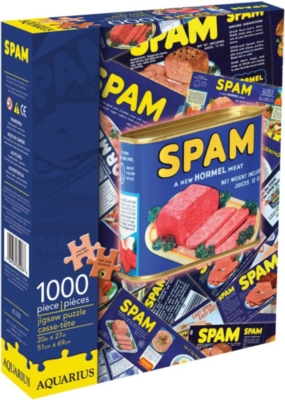 Jigsaw Puzzles - Spam