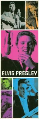 Elvis - Colors - 1000pc Panoramic Puzzle by Aquarius