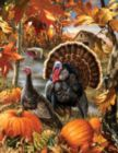Gobbler Farms - 1000pc Large Format Jigsaw Puzzle By Sunsout