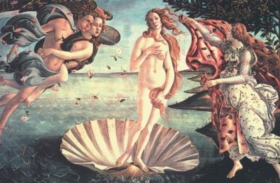Tomax Jigsaw Puzzles - The Birth Of Venus