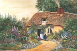 Tomax Jigsaw Puzzles - Village Scene