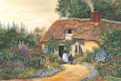Tomax Jigsaw Puzzles - Village Scene