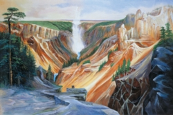 Tomax Jigsaw Puzzles - Great Canyon