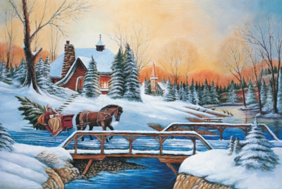 Tomax Jigsaw Puzzles - Holiday Outing