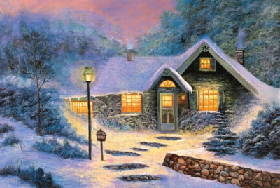Tomax Jigsaw Puzzles - Pure Evening