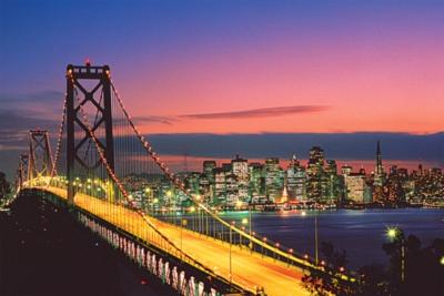 Tomax Jigsaw Puzzles - San Francisco, USA