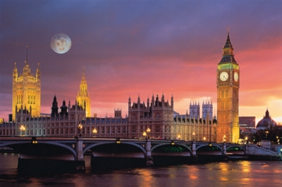 Tomax Jigsaw Puzzles - House Of Parliament, London