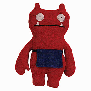 Minimum Wage - 7'' Little Uglys by Uglydoll