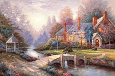 Tomax Jigsaw Puzzles - Peaceful Autumn