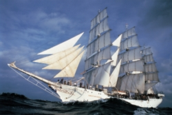 Tomax Jigsaw Puzzles - Sailing Ship