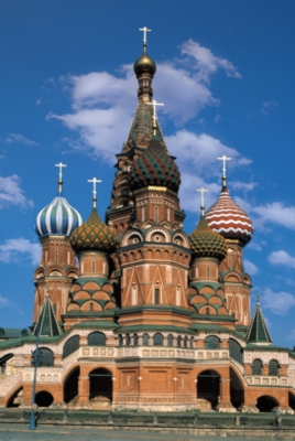 Tomax Jigsaw Puzzles - St. Basil's Cathedral, Moscow