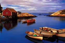 Tomax Jigsaw Puzzles - Peggy's Cove, St. Margaret's Bay