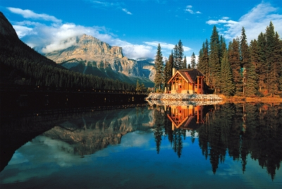 Tomax Jigsaw Puzzles - Banff National Park, Canada