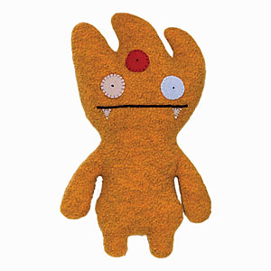 Tray - 7'' Little Uglys by Uglydoll