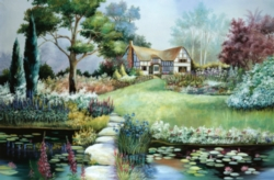 Tomax Jigsaw Puzzles - Wild Spring