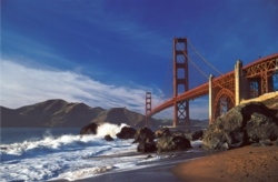 Tomax Jigsaw Puzzles - Golden Gate Bridge
