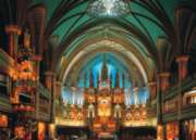 Tomax Jigsaw Puzzles - Notre-Dame De Montreal, Canada