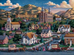 Dowdle Jigsaw Puzzles - Logan Summer