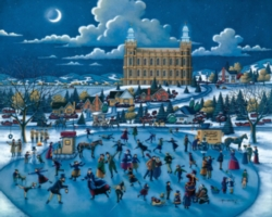 Dowdle Jigsaw Puzzles - Olsen Park