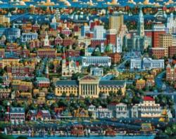 Dowdle Jigsaw Puzzles - Philadelphia