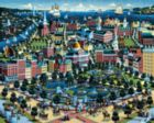 Boston - 500pc Jigsaw Puzzle by Dowdle