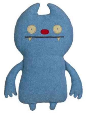 Gato Deluxe - 7'' Little Uglys by Uglydoll