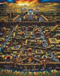 Dowdle Jigsaw Puzzles - Jerusalem