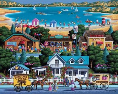Dowdle Jigsaw Puzzles - Bear Lake