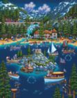 Lake Tahoe - 500pc Jigsaw Puzzle by Dowdle