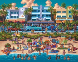 Dowdle Jigsaw Puzzles - South Beach