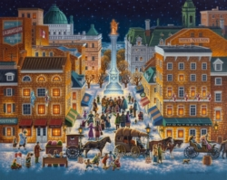 Dowdle Jigsaw Puzzles - Montreal