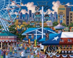Dowdle Jigsaw Puzzles - State Fair