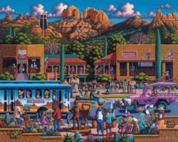 Dowdle Jigsaw Puzzles - Sedona