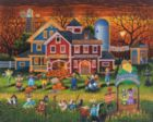 Scarecrow Festival - 500pc Jigsaw Puzzle by Dowdle