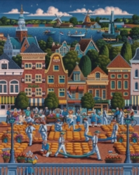 Dowdle Jigsaw Puzzles - The Netherlands