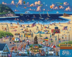 Dowdle Jigsaw Puzzles - Seaside
