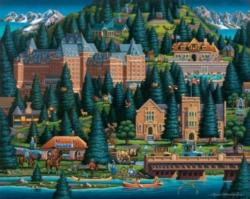 Dowdle Jigsaw Puzzles - Banff
