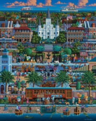 Dowdle Jigsaw Puzzles - New Orleans