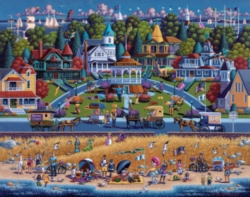 Dowdle Jigsaw Puzzles - Martha's Vineyard