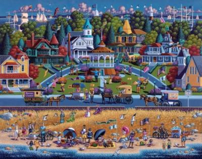Dowdle Jigsaw Puzzles - Martha's Vineyard