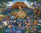 Noah's Ark - 1000pc Jigsaw Puzzle by Dowdle