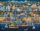 Santa Monica - 1000pc Jigsaw Puzzle by Dowdle