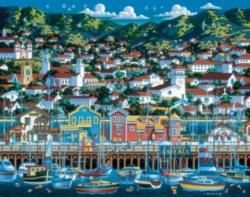 Dowdle Jigsaw Puzzles - Santa Barbara