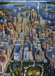 Dowdle Jigsaw Puzzles - New York